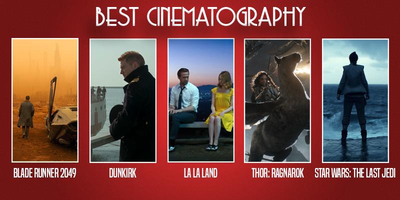 CINEMATOGRPAHY