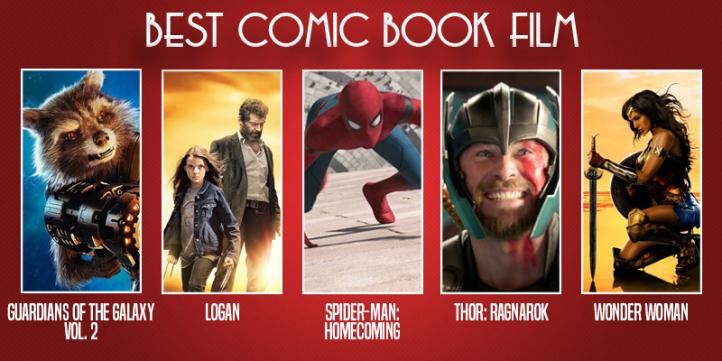 comic book film