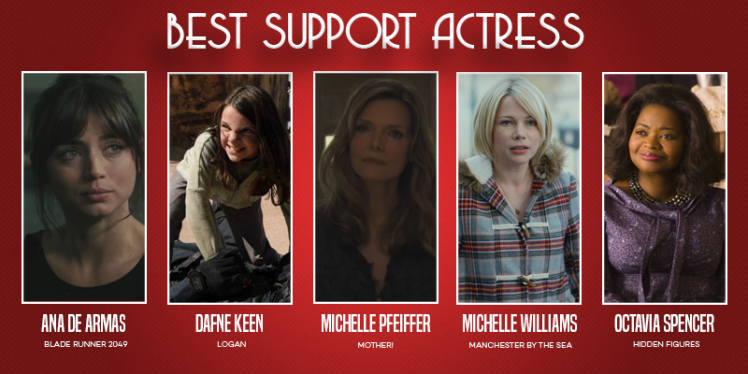 SUPPORT ACTRESS