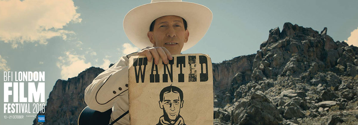 LFF 2018: The Ballad of Buster Scruggs